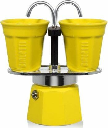 Mini Bialetti stove top coffee maker