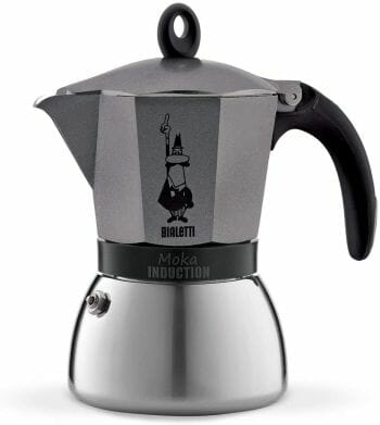 Bialetti Moka Induction 3 cup moka pot