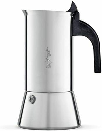 Bialetti Venus Induction italian moka coffee pot