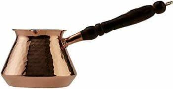 Copperbull Copper espresso maker stovetop