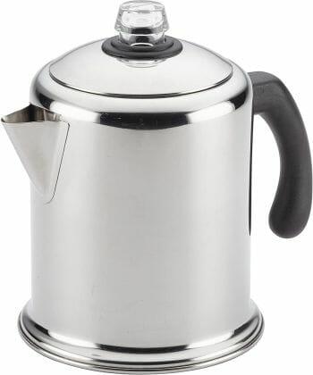 Farberware Stainless Steel moka pot Percolator