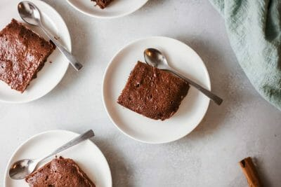 easy mocha brownies recipe