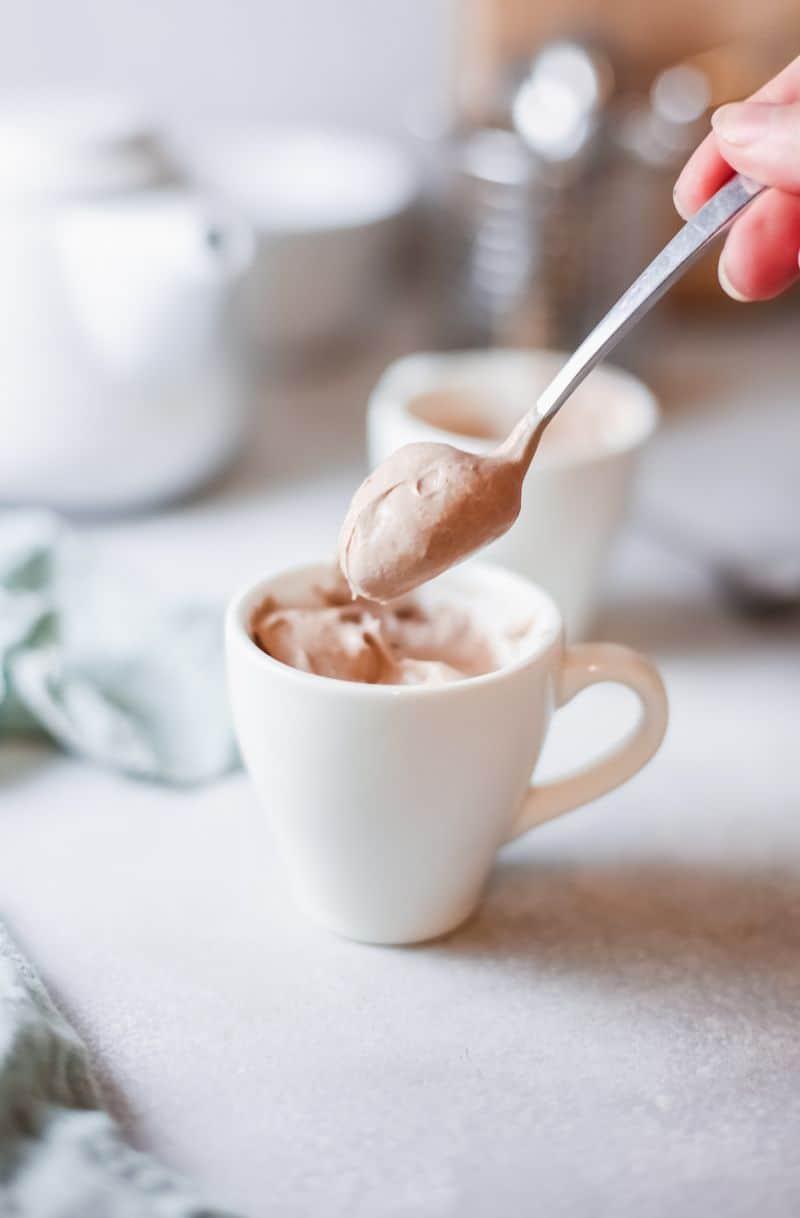 coffee mousse recipe easy
