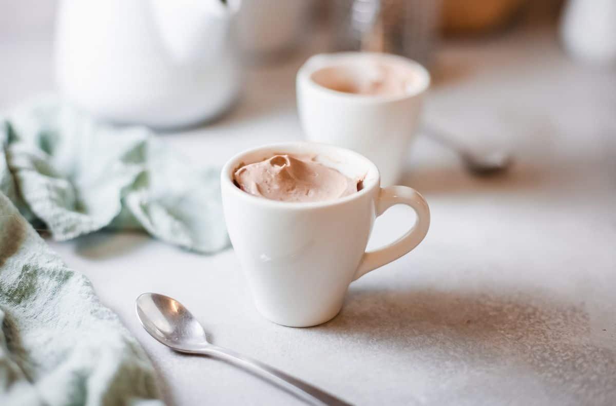 easy coffee mousse recipe