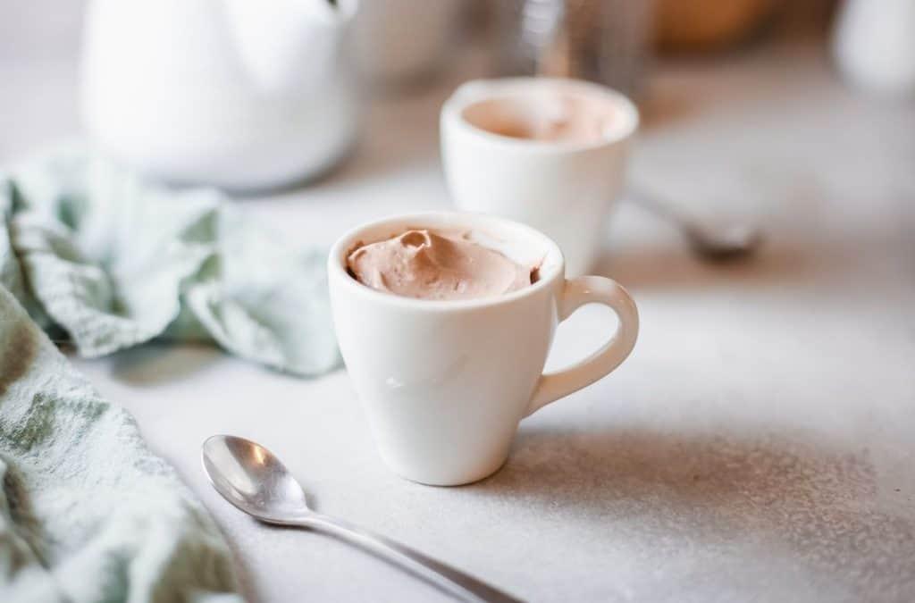 espresso mousse easy recipe