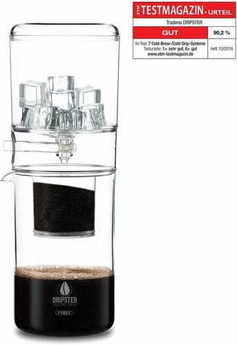 dripster cold drip coffee maker