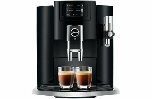 Jura E8 Super automatic coffee machine