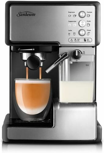 Sunbeam Cafe Barista Fully Automatic espresso machine