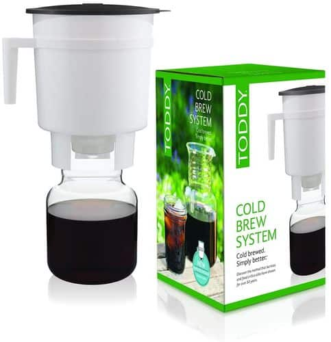 Toddy cold coffee maker