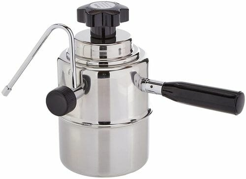 Bellman milk steamer stovetop