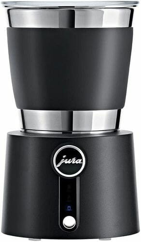 JURA hot cold milk frother