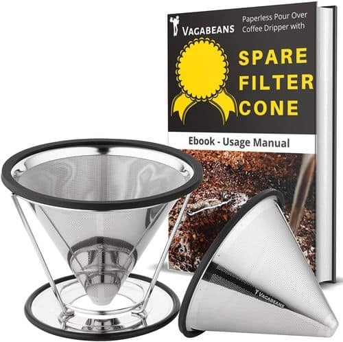Vagabeans Pour Over Coffee Maker