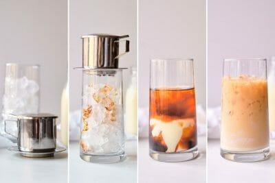 how to make vietnamese iced coffee recipe