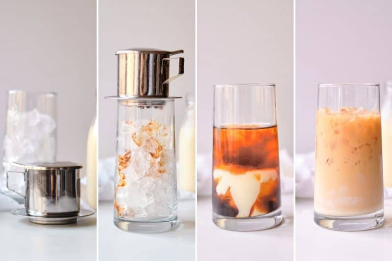 how to make vietnamese iced coffee recipe
