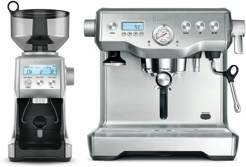 Breville The Dynamic Duo Espresso Machine