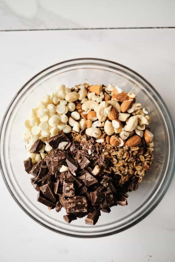 Baked Chocolate Coffee Granola Coffeewise