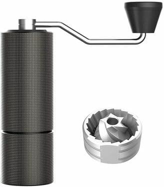 Timemore C2 handheld coffee grinder
