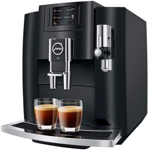 Jura E8 Super automatic coffee machine