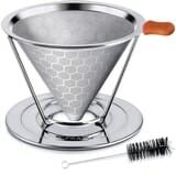E-Prance Stainless steel coffee filter